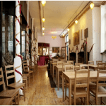 Groundling's Theatre Instruct FFM - Bar/Reception Area